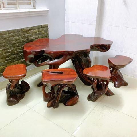 sơn bàn ghế cũ hcm