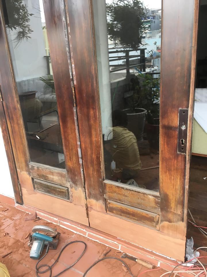 sửa cửa gỗ bị xệ tại tpcm, sửa cửa gỗ bị kẹt đóng không được tại tphcm, sửa cửa gỗ tphcm
